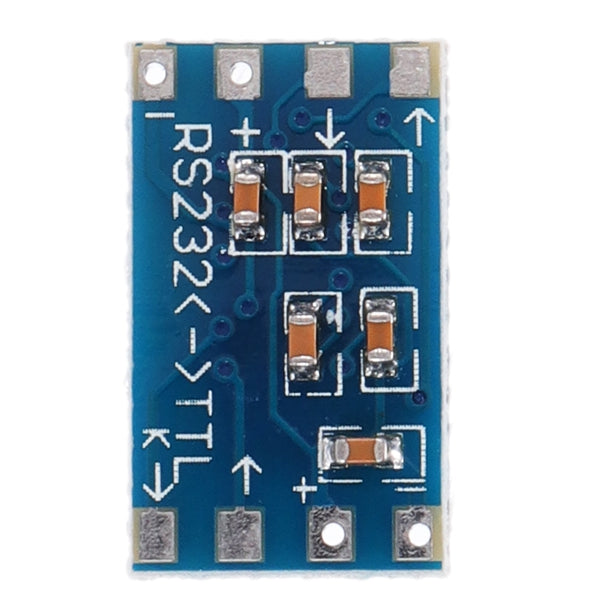 30pcs 3-5V RS232 To TTL Converter Adaptor Board Serial Port Module MAX3232 Integrated Circuit Board