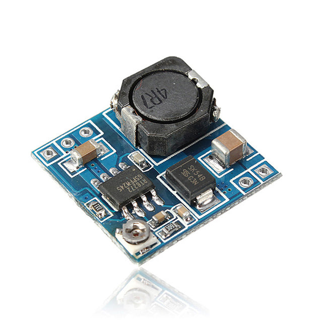 20pcs 4.75V-24V To 0.92V-15V DC-DC Adjustable Power Supply Buck Converter Step Down Module