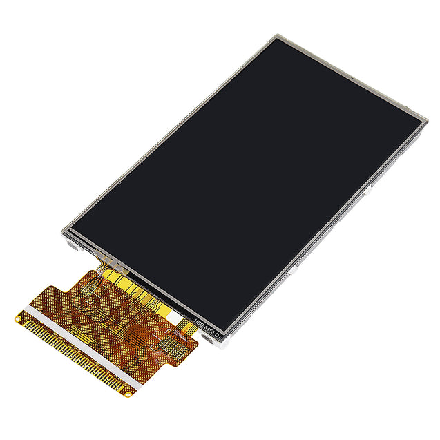 3.97 Inch 4 Inch 41Pin TFT LCD Color Screen 240*400 Display Bare Board With Touch MCU 8-bit Support MCU Driver