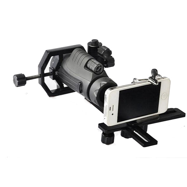 Universal Stand Metal Spotting Scopes TelescopE-mounts For Digital Camera
