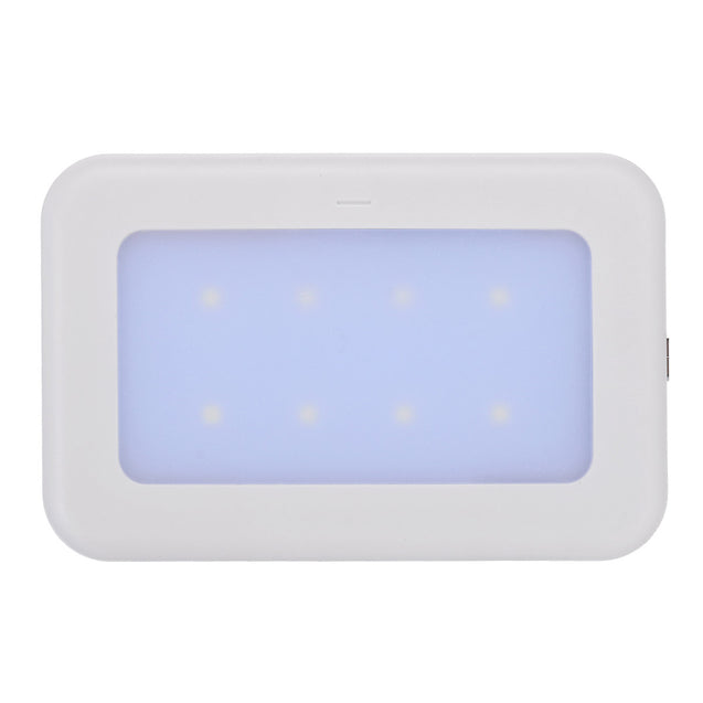 LED Car Roof Reading Light Magnet USB Rechargeable Ceiling Lamp Universal Vehicle Interior Night Light