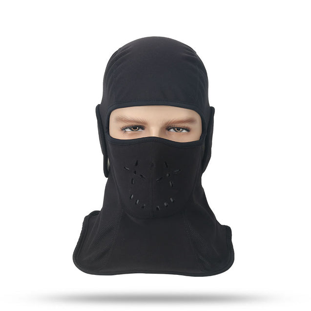 BIKIGHT Bike Face Mask UV Protection Balaclava Moto Neck Full Face Mask Dustproof