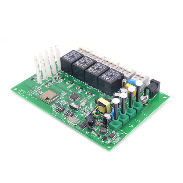 SONOFF 4CH Pro 10A 2200W 2.4Ghz 433MHz RF Inching/Self-locking/Interlock Smart Home Module
