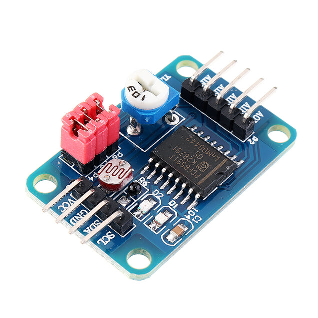 PCF8591 AD/DA Converter Module Analog to Digital to Analog Conversion
