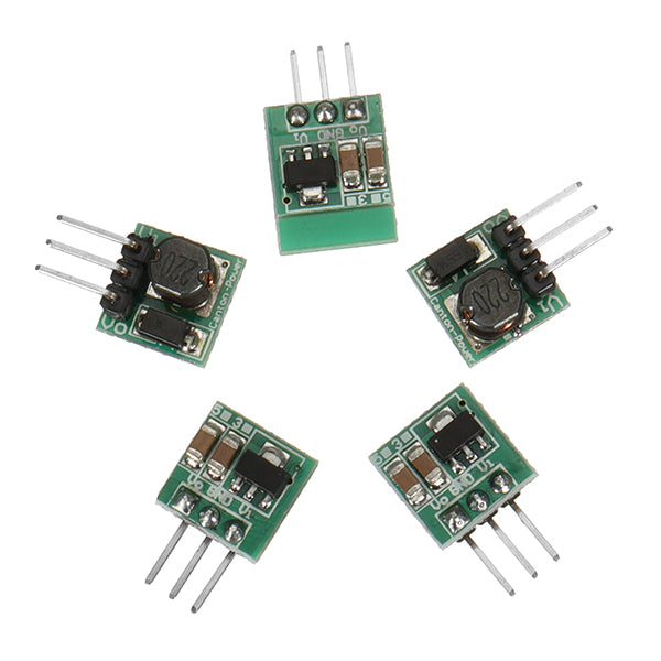 15pcs DD0503MA DC 3.3-6V To 3.3V Step Down Converter Buck Module For 18650 ESP8266 CC1101 SI4432