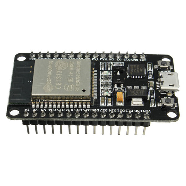 5pcs ESP32 Development Board WiFi+Bluetooth Ultra Low Power Consumption Dual Cores ESP-32S Board
