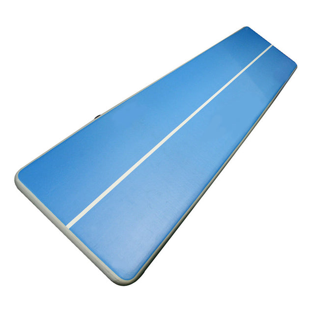 118x79x8inch Inflatable Gym Mat Airtrack Gymnastics Mat Inflatable GYM Air Track Mat