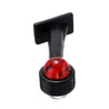 Right LED Double Side Marker Clearance Lights Turn Lamp Red&White Color for Truck Trailer Caravan
