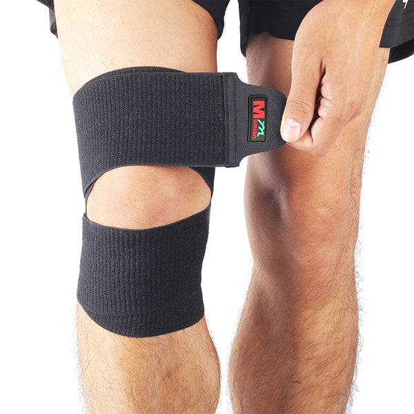 Mumian B07 Silicon Multifunctional Bandage for Knee/Elbow/Ankle/Leg Protection -1PC