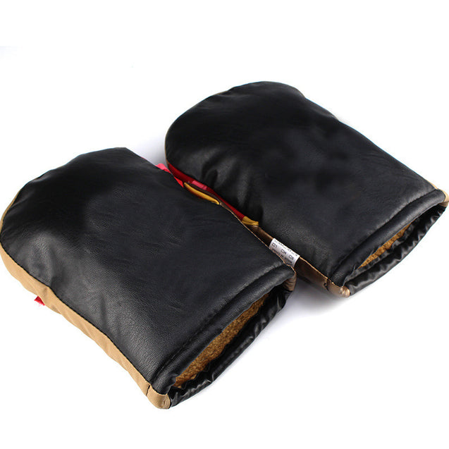 BIKIGHT E-bike Bike Bicycle Cycling Motorcycle Gloves Winter Waterproof Windproof Hand Protector Handlebar Warm Covers Xiaomi