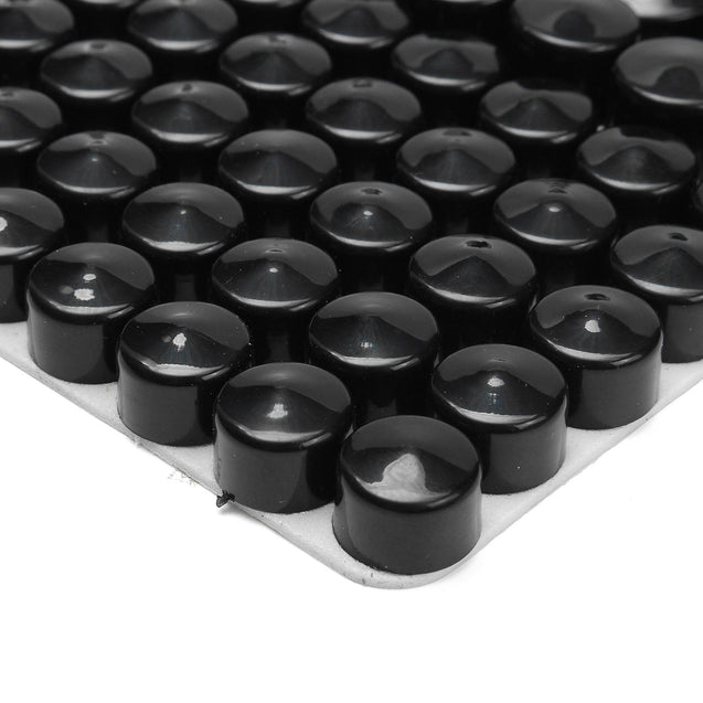 78pcs Motorcycle Bolt Toppers ABS Cover Cap For Harley Davidson Dyna Glide
