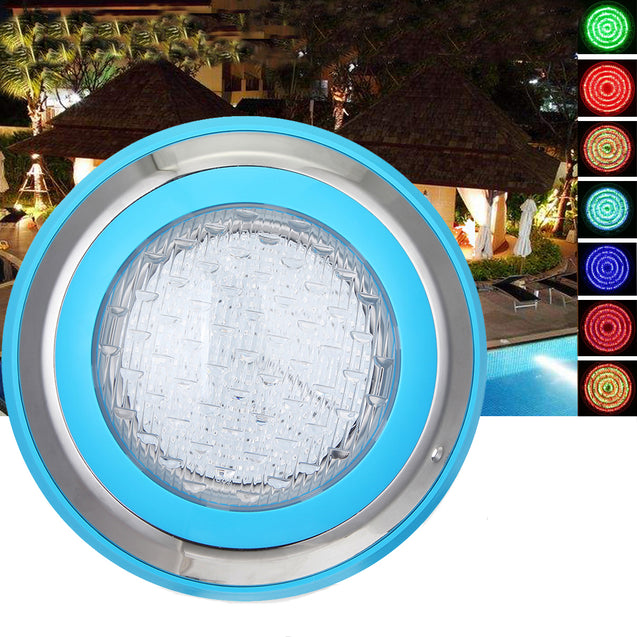 12V 35W Swimming Pool LED Light Outdoor Lantern Waterproof Underwater Lamp With Remote Control