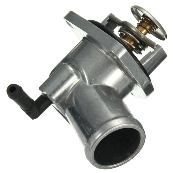 Car Thermostat Housing for 1999-2005 Vauxhall Astra G X14XE C16SEL X16XEL Zafira A X16XEL