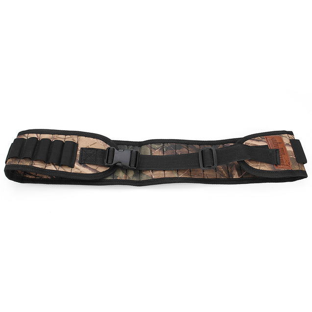 30 Hole Outdoor Hunting Shooting Belt Camouflage Military Tactical Bag Outdoor Camping CS Training