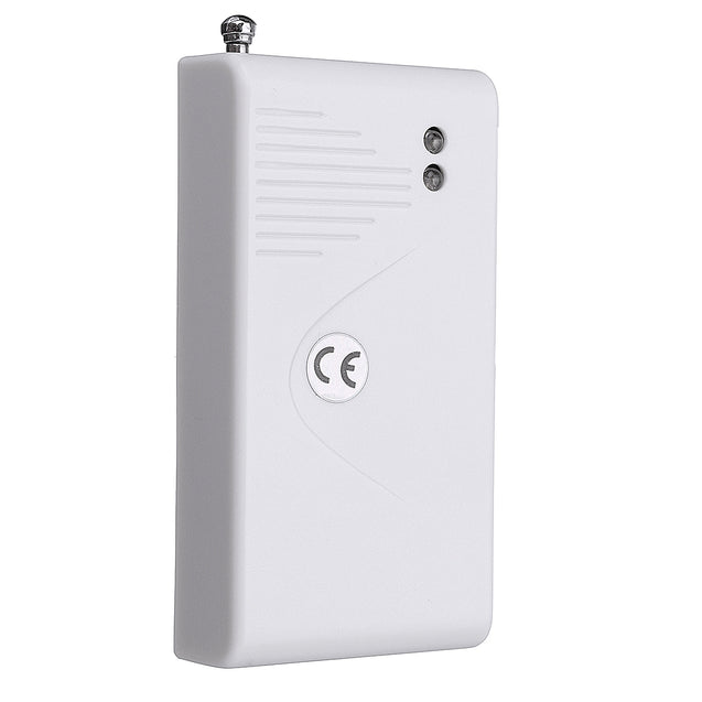 12V Water Leakage Alarm Detection Water Leak Detector Sound Alert Home Security Low Power 433MHz
