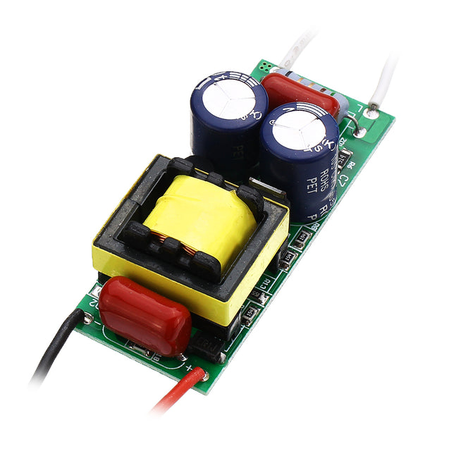 5pcs 15-24W LED Driver Input AC90-265V to DC45-82V Built-in Drive Power Supply Adjustable Lighting for DIY LED Lamps