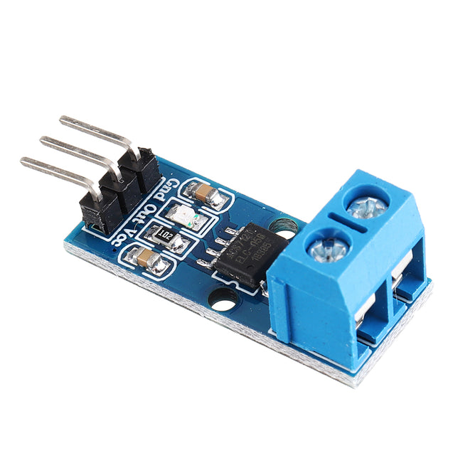 5pcs 5A 5V ACS712 Hall Current Sensor Module Geekcreit for Arduino - products that work with official Arduino boards