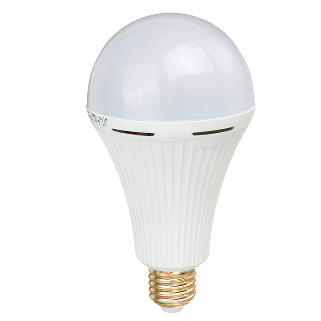 15W E27 Emergency LED Light Bulb AC85-265V Rechargeable Battery Energy Saving Lamp for Indoor Home Camping