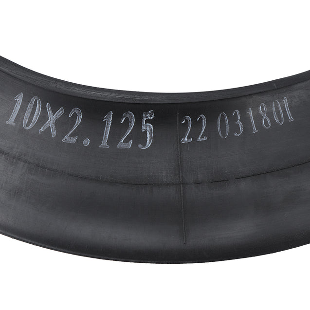 BIKIGHT 10''x2'' Universal Butyl Rubber Inner Tube For xiaomi Electric Scooter Pram Wheel Chair