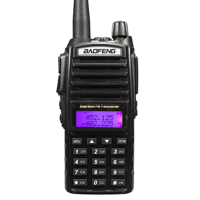 BaoFeng UV-82 Portable High Power Dual Band Radio Walkie Talkie Two Way Radio