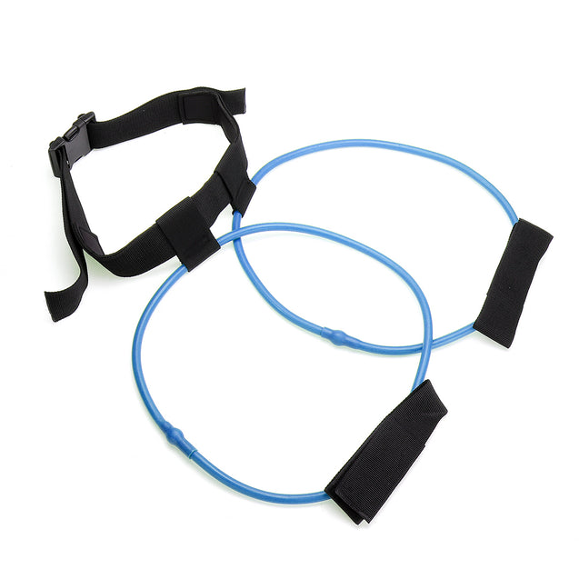 30LB Booty Resistance Bands Belt Gym Exercise Training Yoga Butt Lift Fitness Health Workout Band