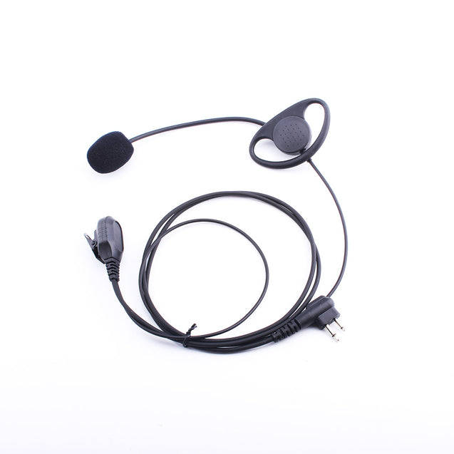 Earphone Motorcycle M connector GP88S/68/GP2000 Walkie-talkie Tactical Headset With Microphone