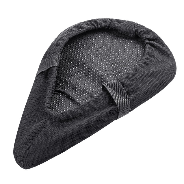 BIKIGHT Bike Bicycle Saddle Seat Cover Soft Gel Cushion Water Dust Resistant Cycling Seat Cover
