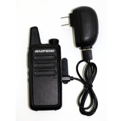 Baofeng BF-R5 Mini Walkie Talkie with Headset 5W power 400-470Mhz Frequency Two Way Radio