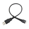 USB Male to Motherboard 9-pin Data Cable Switch Out Motherboard USB 9 Pin