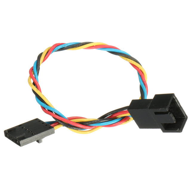 1Pc 5 Pin to 4 Pin Dedicated Fan Adapter Conversion Cable for Dell