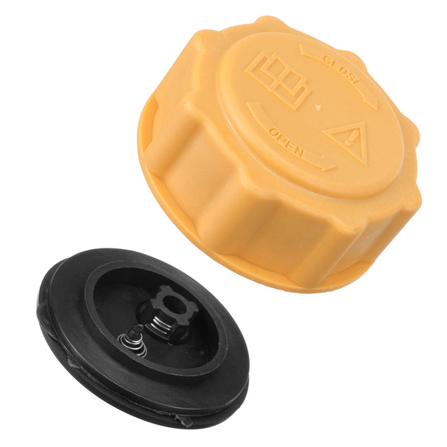 Yellow Radiator Expansion Water Tank Cap For Ford Vauxhall SAAB Mazda Daewoo