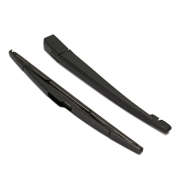 Car Rear Wiper Blade Arm Set Black for Dodge Caravan Chrysler Town Country 20008 2009