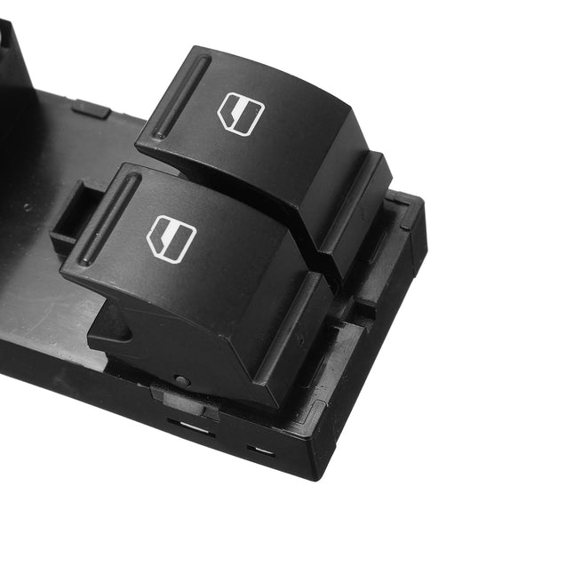 Car Front Right Driver Side Power Master Window Switch For VW GOLF PASSAT