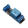 5pcs BESTEP 1 Channel 3.3V Low Level Trigger Relay Module Optocoupler Isolation Terminal