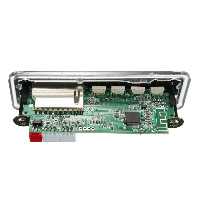 3Pcs M01BT69 12V Wireless Bluetooth MP3 WMA Decoder Board Audio Module USB TF Radio For Car