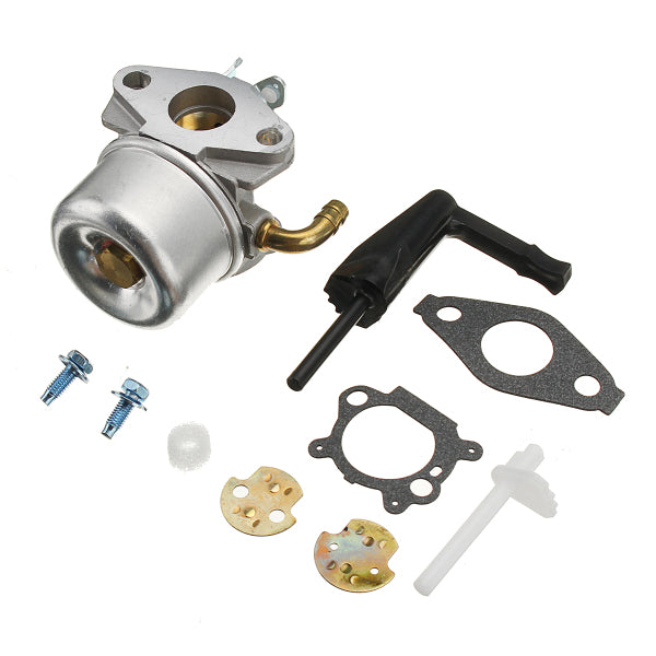 Carburetor Kit Replace 791077 For Briggs & Stratton 190 6 HP 206cc 5.5hp Engine