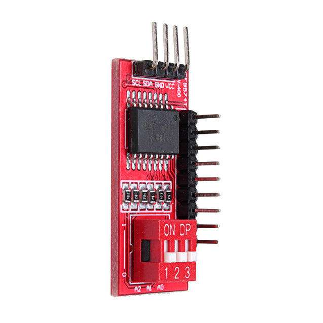 PCF8574 PCF8574T I/O For I2C IIC Port Interface Support Cascading Extended Module Expansion Board High Low Lev
