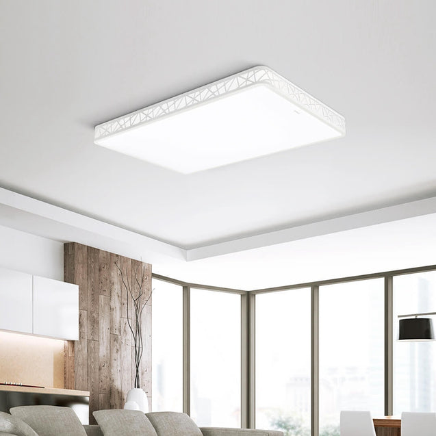 OPPLE 120W Remote Control LED Ceiling Light 905 x 600 x 125mm for Home Living Room AC220V from Xiaomi Youpin