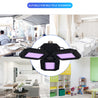Remote Control Garage Folding Lamp LED E27 UVC Ultraviolet Lamp Bulb UV Light