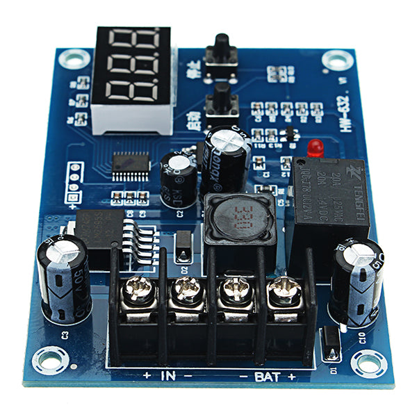 3pcs XH-M603 DC 12-24V Charging Module Storage Lithium Battery Control Switch Protection Board