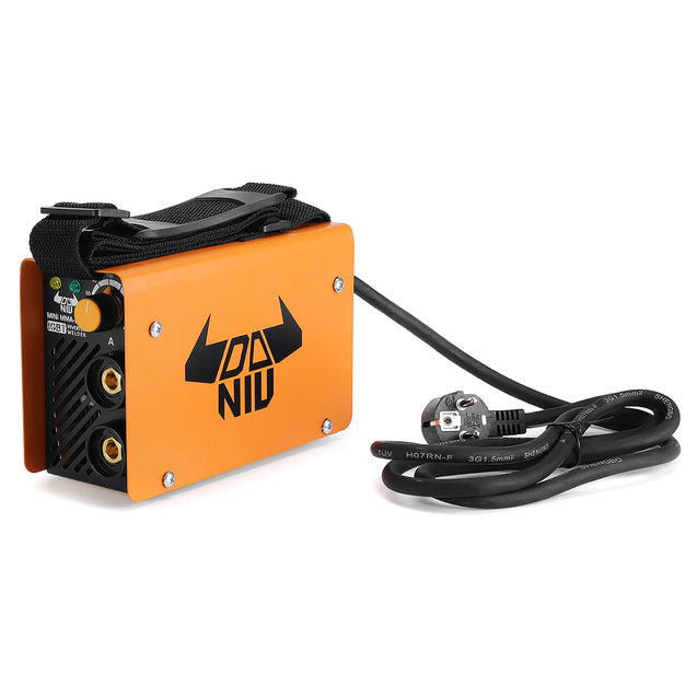 DANIU MINI MMA-200 EU Plug AC230V 200A Portable IGBT DC MMA Inverter Arc Electric Welding Machine