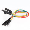 5pcs RS232 To TTL Converter Module Transfer Chip With 20PCS Cables