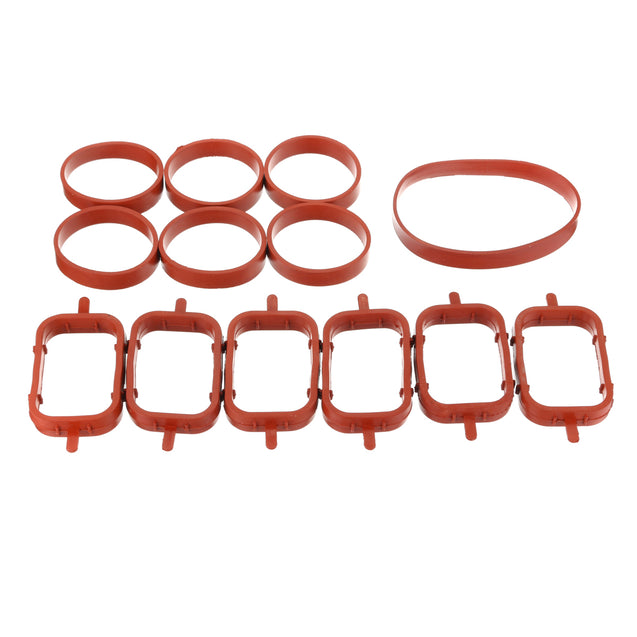 6 X 33mm Diesel Swirl Flap Blanks Intake ManIfold Gaskets For BMW E39 E46 E53 E60