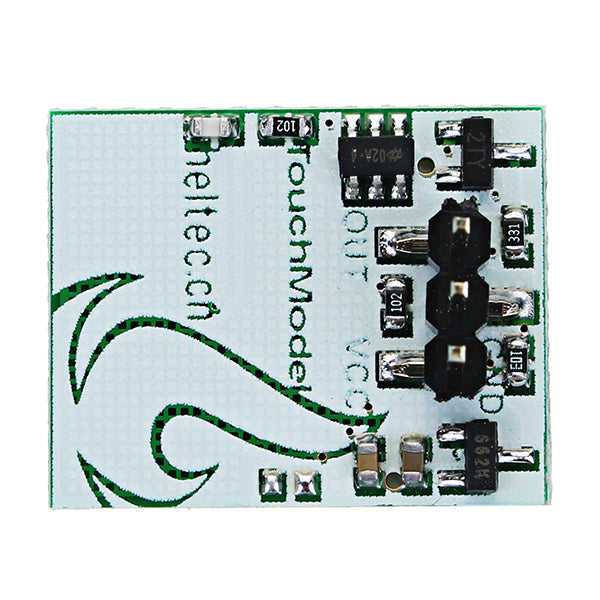 5Pcs 2.7V-6V Green HTTM Series Capacitive Touch Switch Button Module