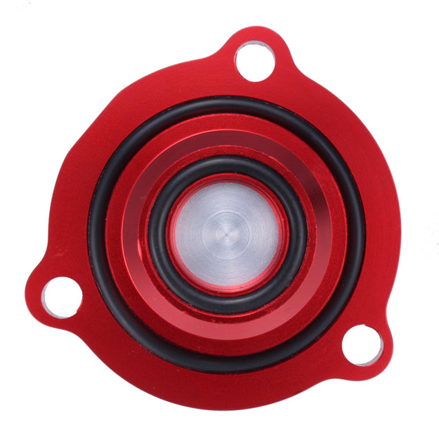 Red Aluminum Turbo Dump Blow Off Valve for VAUXHALL OPEL ASTRA MK4 CORSA ZAFIRA