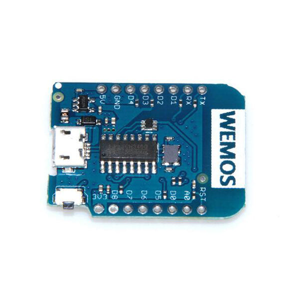 5Pcs WeMos D1 mini V2.2.0 WIFI Internet Development Board Based ESP8266 4MB FLASH ESP-12S Chip