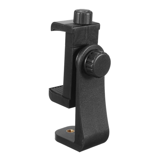 Universal 360 Rotation Tripod Holder Mount Clip Bracket Stand for Mobile Phone