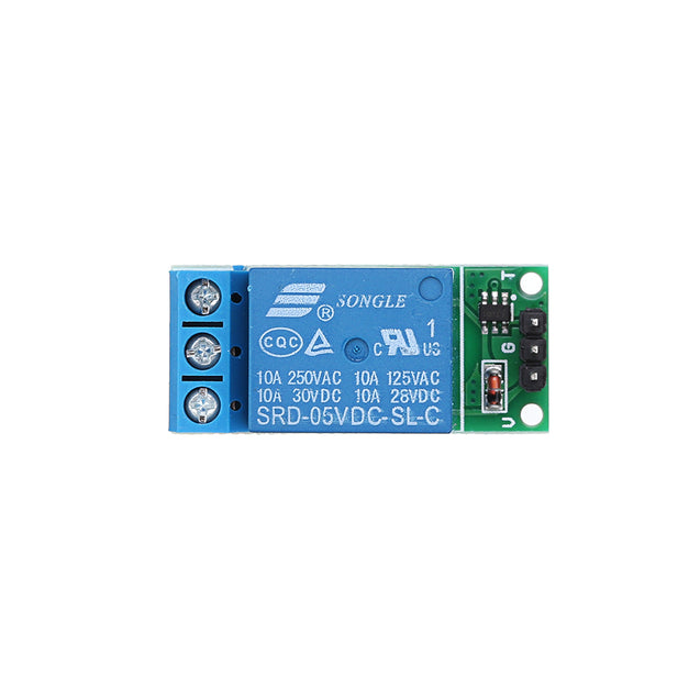 1CH Channel DC5V 70MA Self-locking Relay Module Trigger Latch Relay Module Bistable