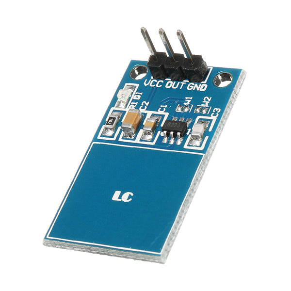 20Pcs TTP223 Capacitive Touch Switch Digital Touch Sensor Module
