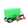 BIKIGHT 001 12V 6A Motorcycle Electric Bicycle 20-60AH Lead Acid Battery Charger Pulse Smart Charger